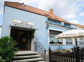 Hotel zum Grafen Hallermunt, Springe (Bad Münder am Deister yakınında)