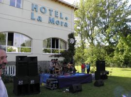 Hotel La Mora, Villaseca de Laciana (рядом с городом Мерой)
