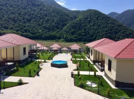 Qax Resort, Kah