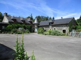 Le Petit Chateau, Matisse, Noyal-Pontivy (рядом с городом Saint-Gonnery)
