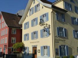 Hotel Lowen, Walenstadt