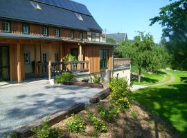 Ottendorfer Hütte GmbH, Ottendorf (Kirnitzschtal yakınında)