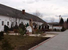 falcon lovas panzió, Nagymizdó (рядом с городом Körmend)
