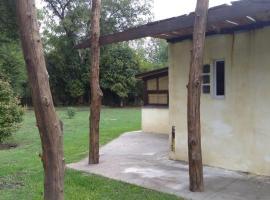 La casa de Sibila, Bragado (Alberti yakınında)