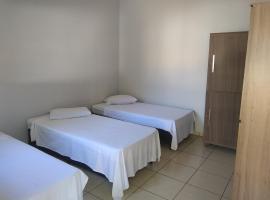 Hotel Pantanal, Três Lagoas