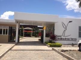 Hotel Medina de las Torres, San Martín (El Dorado yakınında)