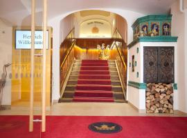 Stadthotel zur goldenen Krone, Weiz