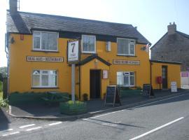 Seven Stars Inn, Кардиган (рядом с городом Llechryd)