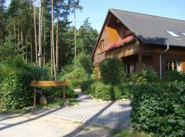 Feriensiedlung Kiefernhain, Krakow am See (Serrahn yakınında)