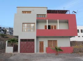 Barbosa Vicente House, São Filipe (Patim yakınında)