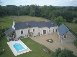 La Tale, Chahaignes (Near La Chartre-sur-le-Loir)