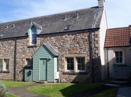Tigh Eilidh Cottage, Сент-Эндрюс (рядом с городом Кингсбарнс)