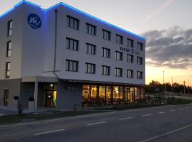 motel isar | 24h/7 checkin, Pilsting (Lappersdorf yakınında)