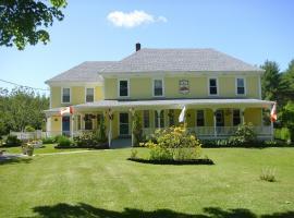The Whitman Inn, Caledonia