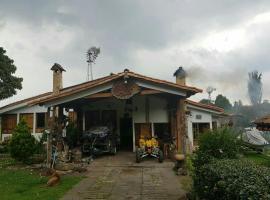 Villa Sofia, Tenjo (Cota yakınında)