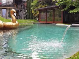 Montreux Rotana Villa