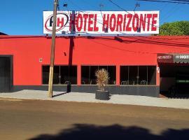 Hotel horizonte, Matelândia
