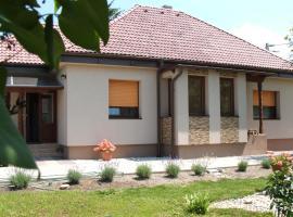 Valéria vendégház, Balatonszabadi (рядом с городом Lajoskomárom)