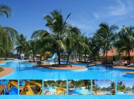 Apartamento Campo Belo Resort, Álvares Machado (Presidente Venceslau yakınında)