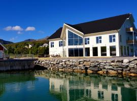 Senja Fjordhotell, Stonglandseidet (Near Krottoya)