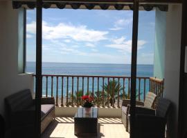 Luxueux appartement avec vue mer