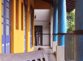 Blue Pillars Kandy