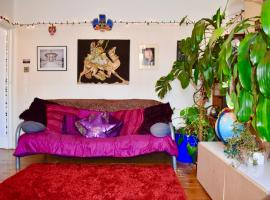 Quirky Brighton Seafront Home, Hove