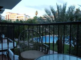 Appartement de luxe vue piscine