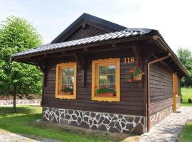 Chata č.118 priamo v Tatralandii