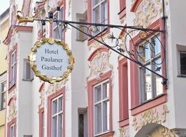 Hotel Paulanerstuben, Wasserburg am Inn (Alteiselfing yakınında)
