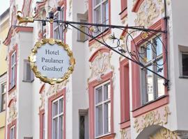 Hotel Paulanerstuben, Wasserburg am Inn (Pfaffing yakınında)
