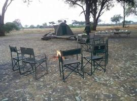 Simoonga Thandizani Volunteers Camping Site
