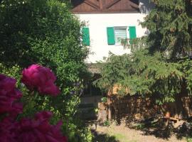Casa dei Larici, Daiano (Varena yakınında)