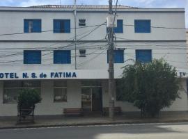 Hotel N. Sra. de Fátima, Poços de Caldas (Cachoeirinha yakınında)