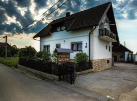 Anamarija Apartments, Плитвицкие озёра (рядом с городом Gornji Vaganac)