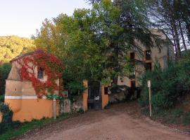 Hotel Rural Masia Font de L'Oca, Ла-Эсплуга-де-Франколи (рядом с городом Rojals)