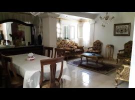 شقة مفروشة بالقومية, Kafr al Ishārah (El-Mahalla El-Kubra yakınında)