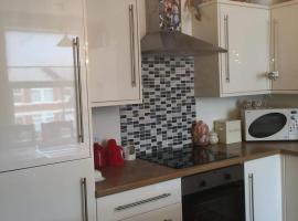 Beach apartment, West Kirby (рядом с городом Thurstaston)