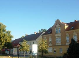 Appartements am Dorfkrug _ Ferienw, Freienhufen (Großräschen yakınında)