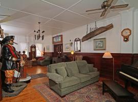Blackbeard's Lodge, Ocracoke