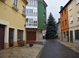 Apartamentos Picea Azul, Vega de Espinareda (рядом с городом Сесамо)