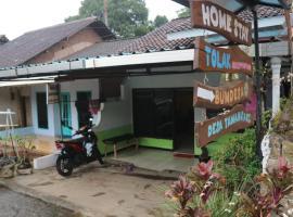 Tolak Homestay, Licin (рядом с городом Jambu)