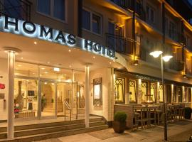 Thomas Hotel Spa & Lifestyle, Husum