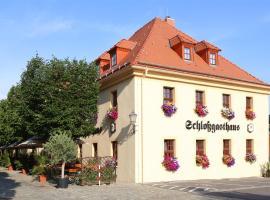 Schlossgasthaus Lichtenwalde, Niederwiesa (Falkenau yakınında)