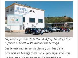 Hotel Casabermeja