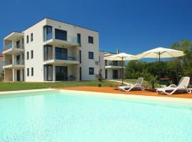 Sun House Adriatic Apartments, Bašanija