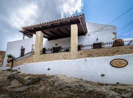 Villa Maria, Ravdhoúkha (рядом с городом Melissouryíon)