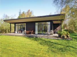 Three-Bedroom Holiday Home in Hadsund, Helberskov