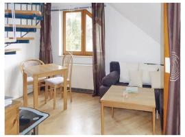 One-Bedroom Apartment in Herdwangen-Schonach, Herdwangen-Schönach
