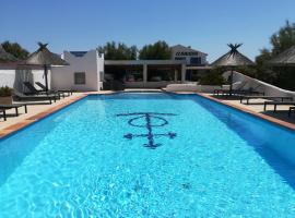 The 10 Best Spa Hotels in Saintes-Maries-de-la-Mer, France